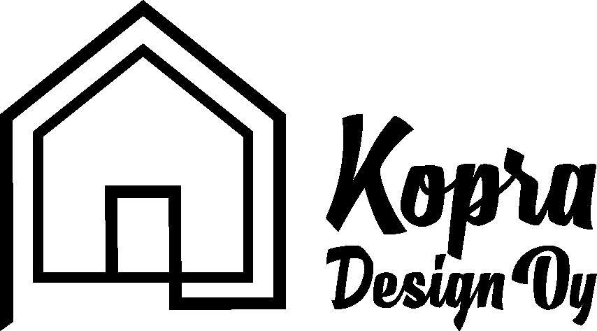 Kopra Design -logo